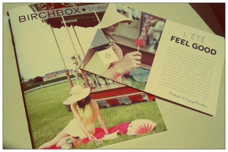 Magazine Birchbox