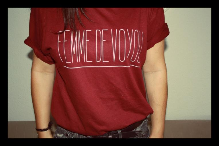 T-shirt - Florette Paquerette Short - H&M Ceinture - Asos