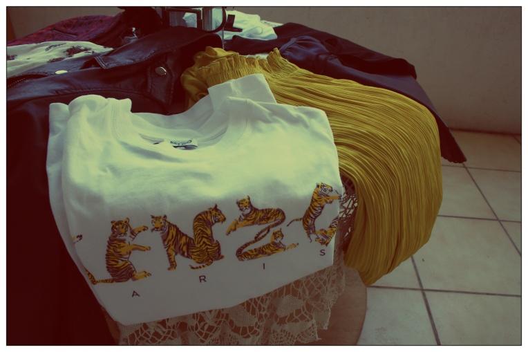 Tee Shirt Kenzo Paris