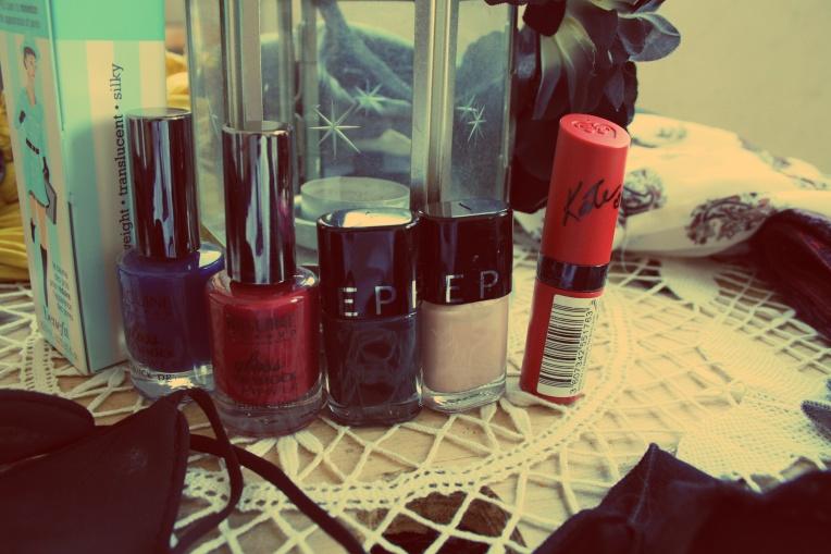 Vernis Biguine Vernis Sephora Rouge à lèvres Rimmel