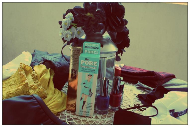 LE MASCARA pour moi, le seul et l'unique - Mascara effet faux cils Yves Saint Laurent Combleur de pores - Benefit Headband - Asos