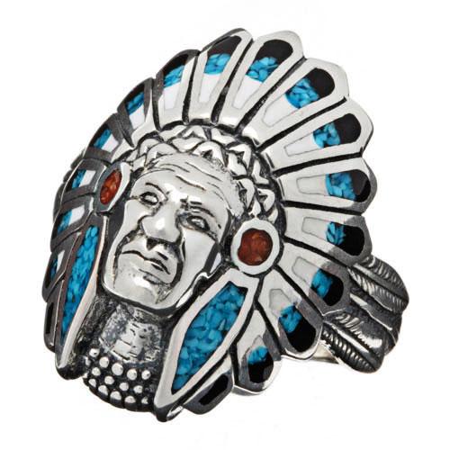 bagues-amerindiens-turquoise-argent-femmes-hommes-harpo-R569a
